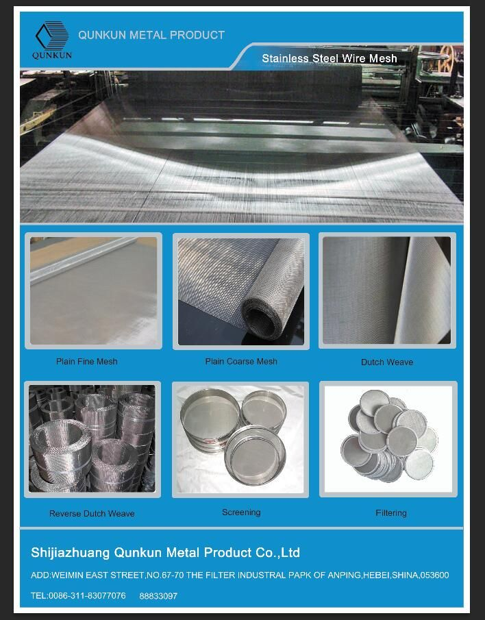 Pin by Shijiazhuang Qunkun Metal Product Co., Ltd on Stainless Steel ...