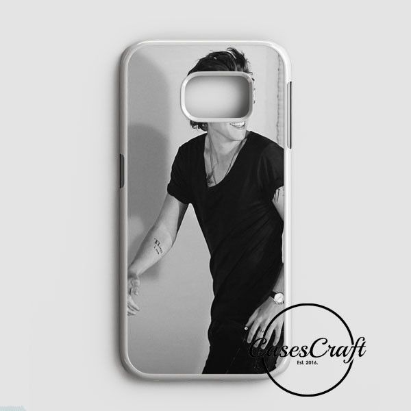 Harry Style Sine 1994 One Direction Samsung Galaxy S7 Edge Case | casescraft