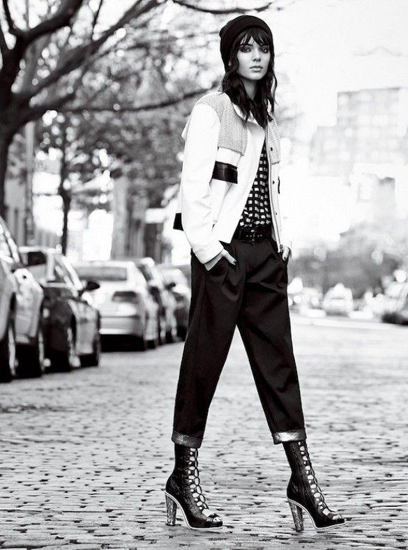 Kendall Vogue Bangs