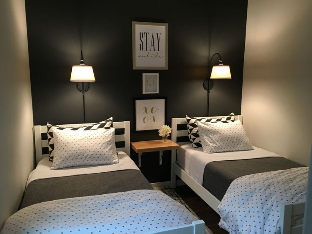 Best 47 Best Small Bedroom Ideas On A Budget Small Guest 400 x 300