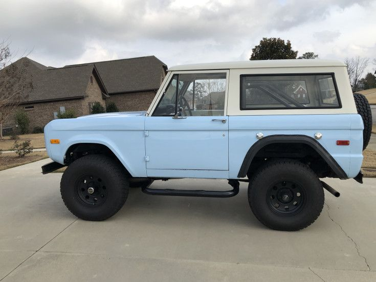 1970 Ford Bronco for sale near Titus, Alabama 36080 – Classics on Autotrader
