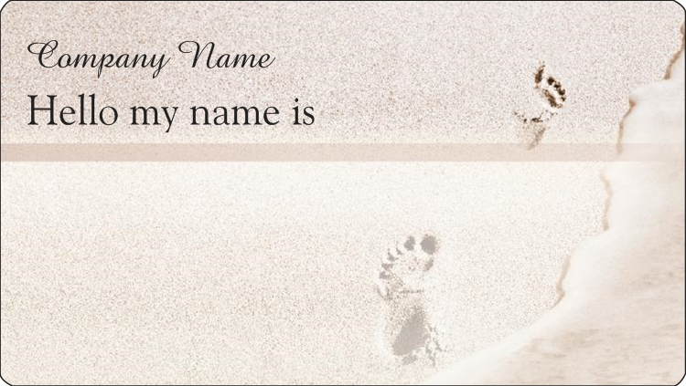 Name Tags Spiritual Names Printable