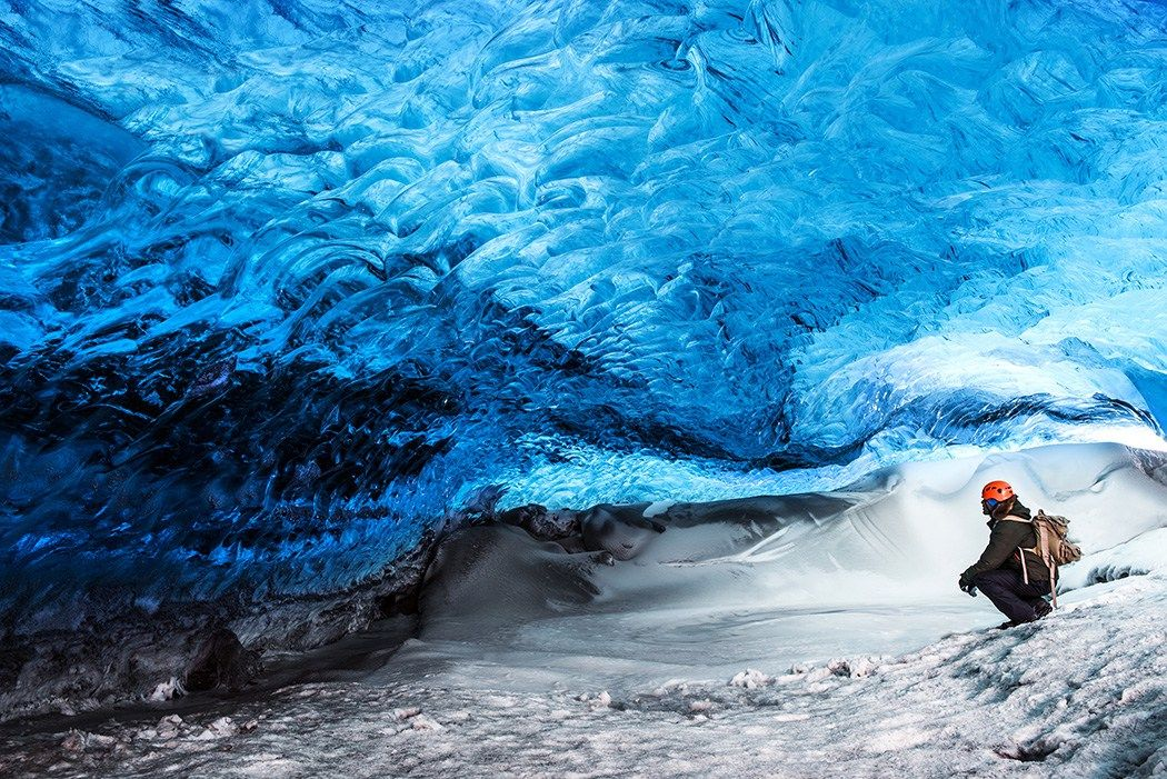 ľadovej jaskyne