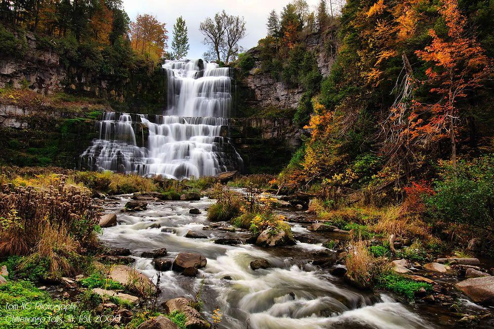 Chittenango falls ny chittenango falls state parks
