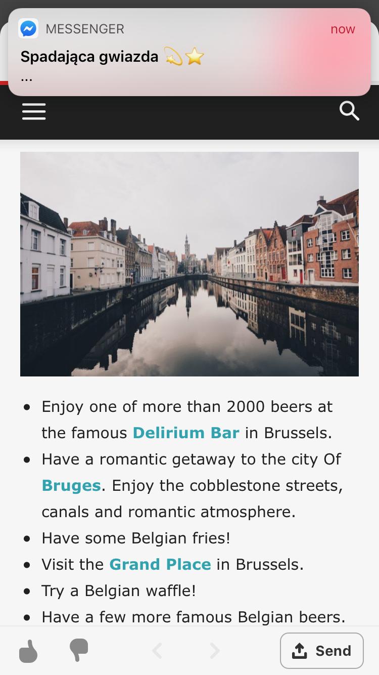 Pin By Aleksandra Szymczak On Belgia Canals Romantic Getaway Bruges
