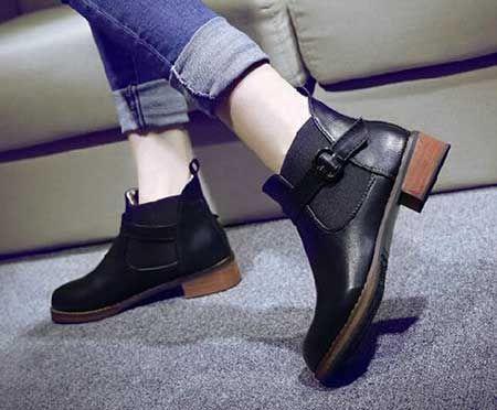 Maskulen Botlar Bot Ayakkabilar Sandalet