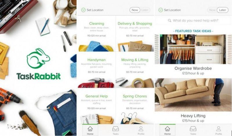 $10 OFF First #Task w/ #PromoCode at #TaskRabbit com