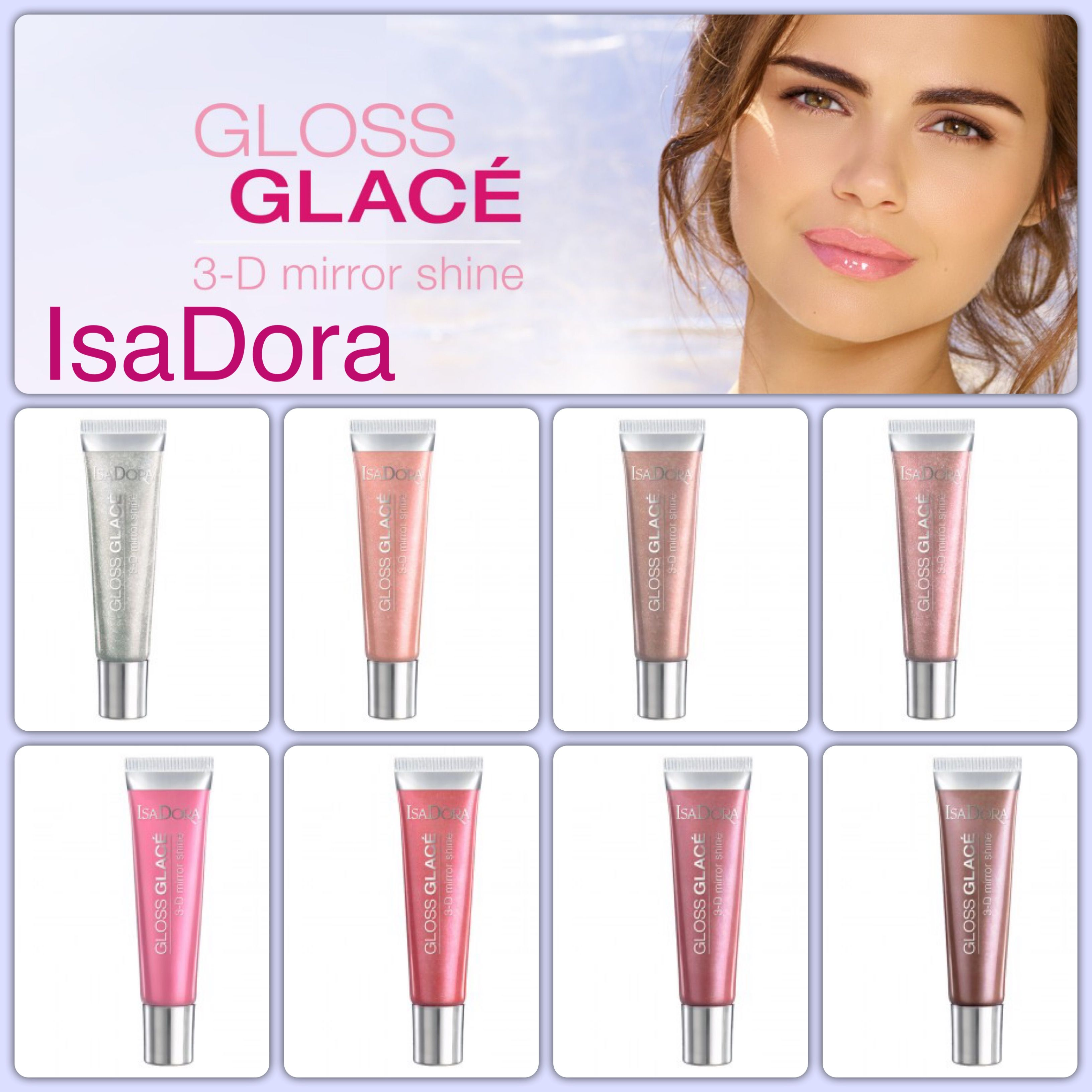 gloss glace isadora