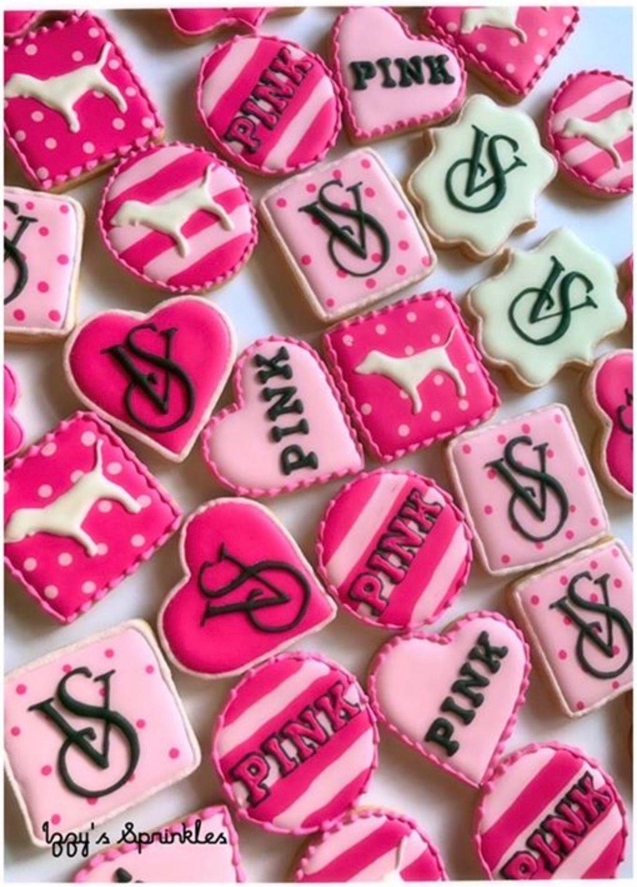 Victoria Secret Cake Pops