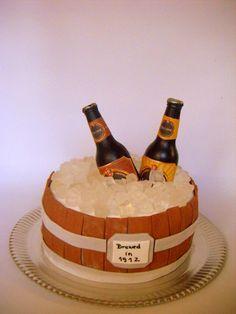Beer Cake Con Imagenes Torta De Cerveza Tortas Tortas De
