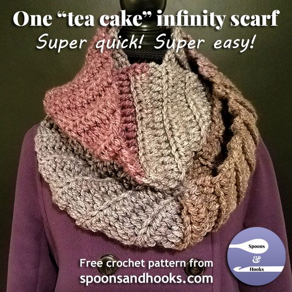 Free crochet pattern: One \