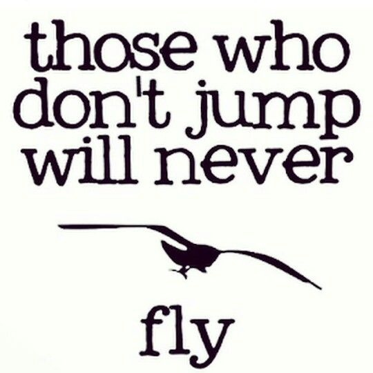 I Believe I Can Fly Jump Quotes Track Quotes Fly Quotes
