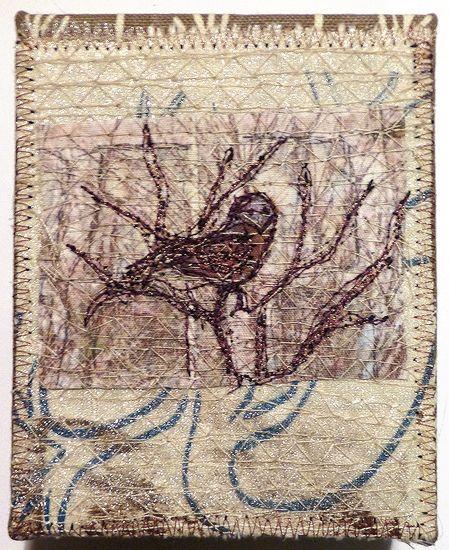 Bird Tree III by Anne Kelly