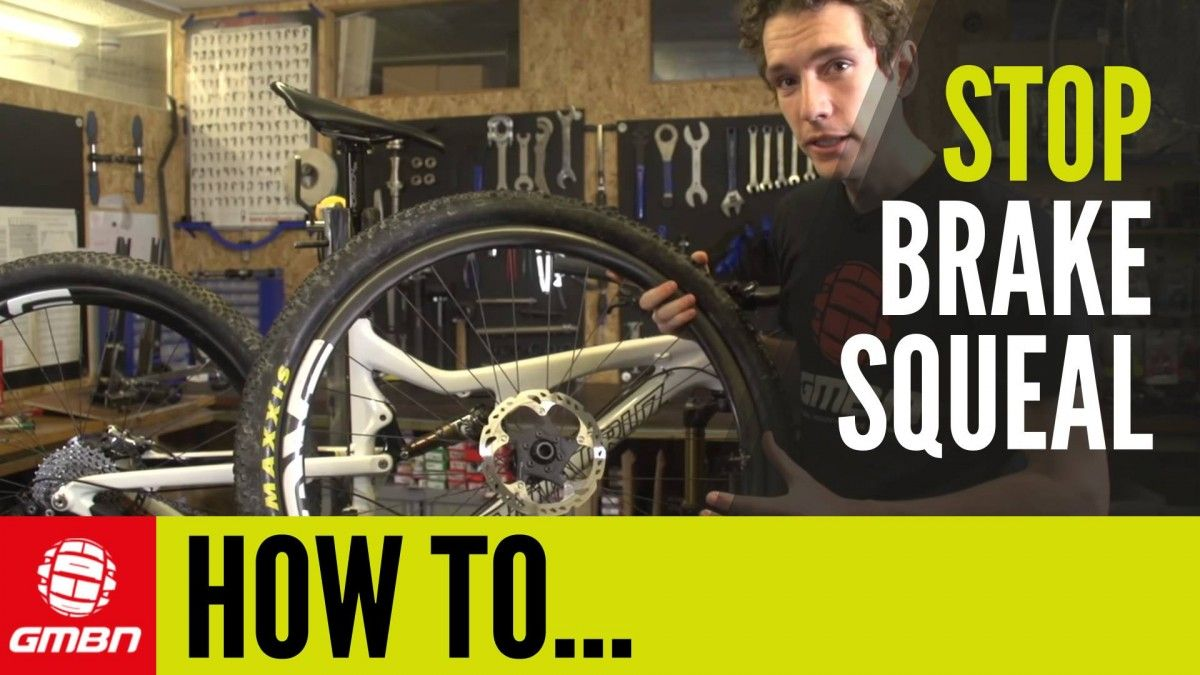 Video How To Stop Your Disc Brakes Squealing Bike Mountain
