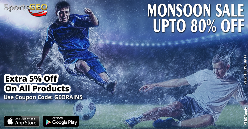 Enjoy Monsoon with Raining Offers from Upto