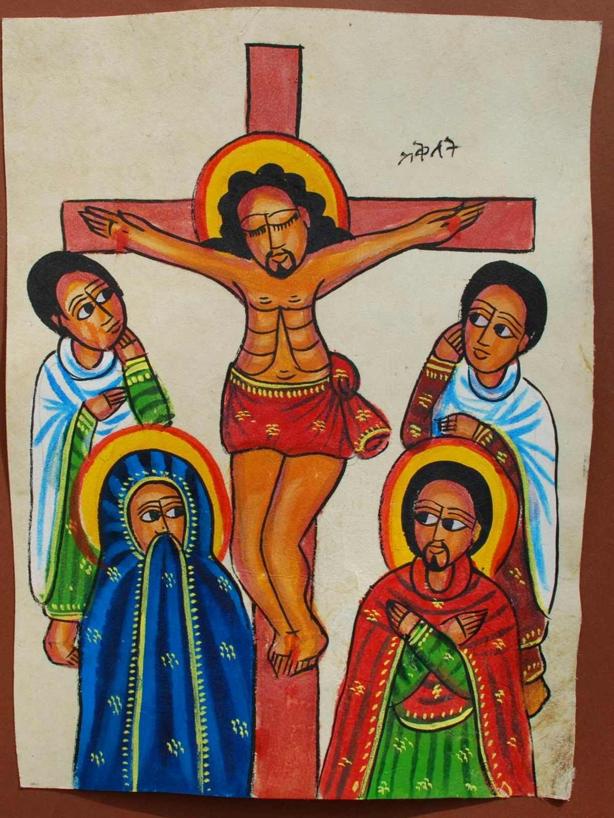 Related image Crucifixion of jesus, African art, Crucifixion