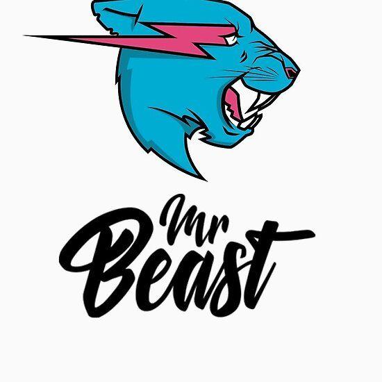 MR BEAST TEAM LOGO in 2020 Beast logo, Team logo, Beast