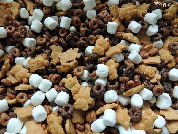 Smores Snack Mix