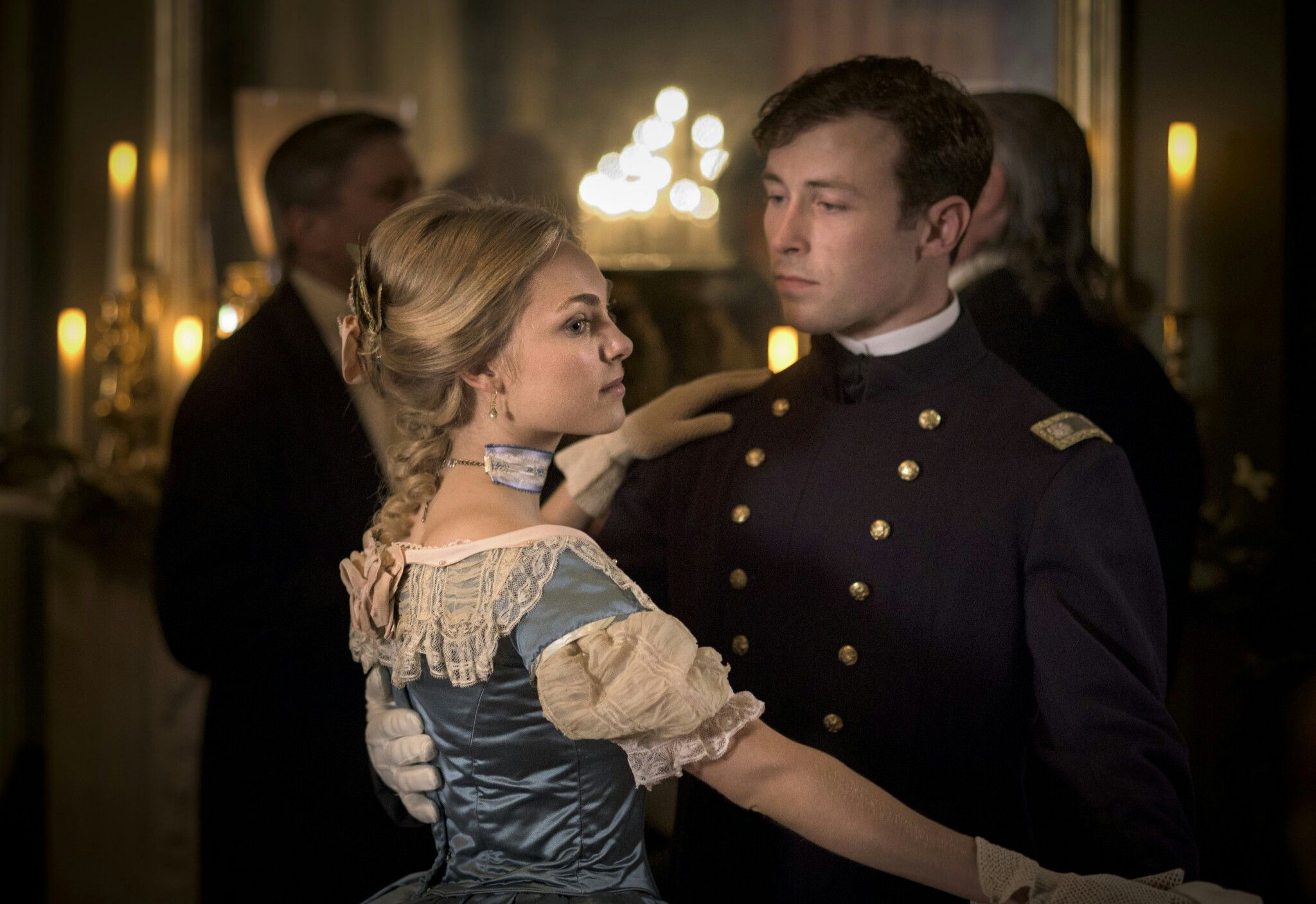 Annasophia Robb As Alice Green Civil War Movies