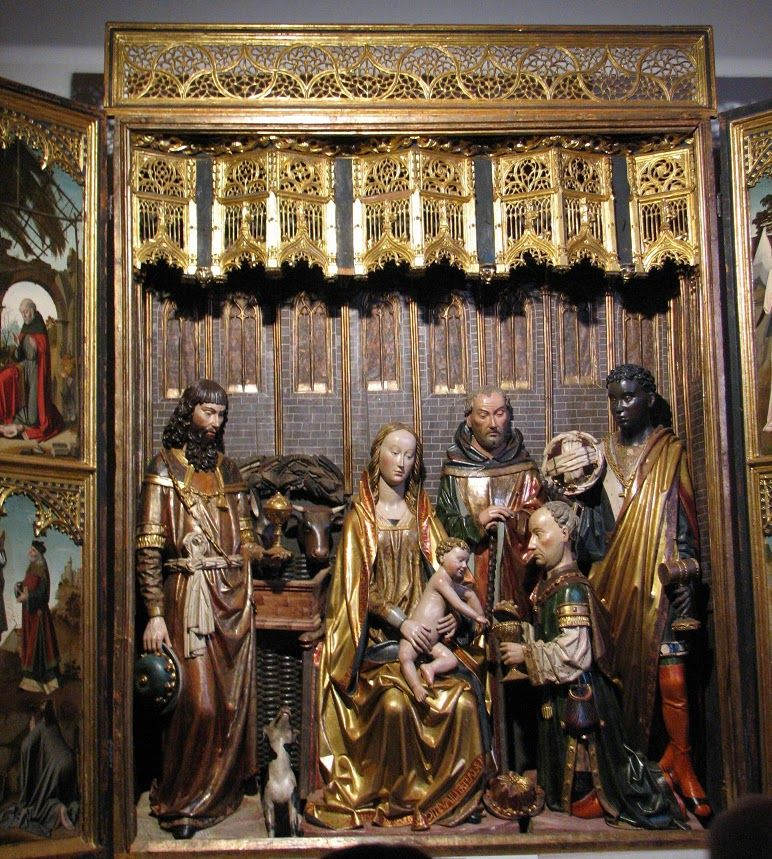 Resultado de imagen de Reyes magos, Covarrubias
