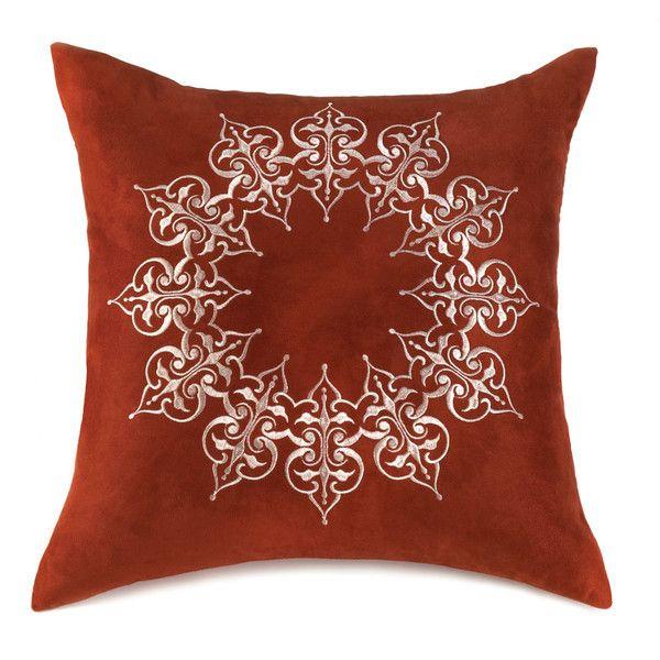 Marrakesh Market Throw Pillow