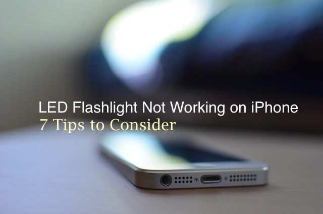 If Your Led Flash On Your Iphone Is Not Working This Article Will Provide You With A Few Options To Troubleshoot The Issue And Get It Fixed Iphone Led Work