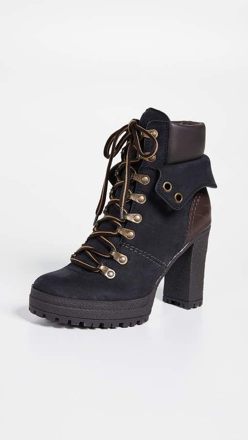 914f25e41da See by Chloe Eileen High Heel Booties | Products | Chloe boots ...
