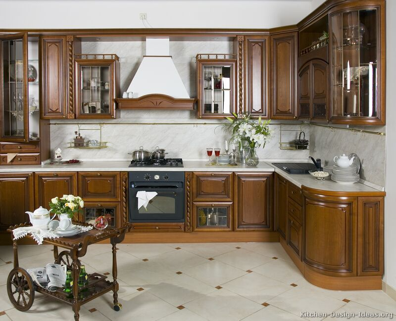 Italian Kitchen Design #07 (Kitchen Design Ideas.org)