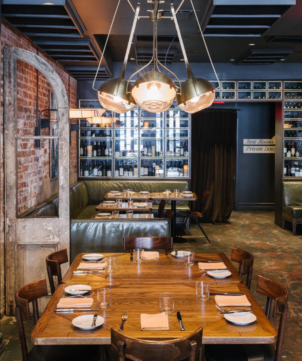 Compere Lapin Restaurant By Parts And Labor Design Design Restaurant Home Decor