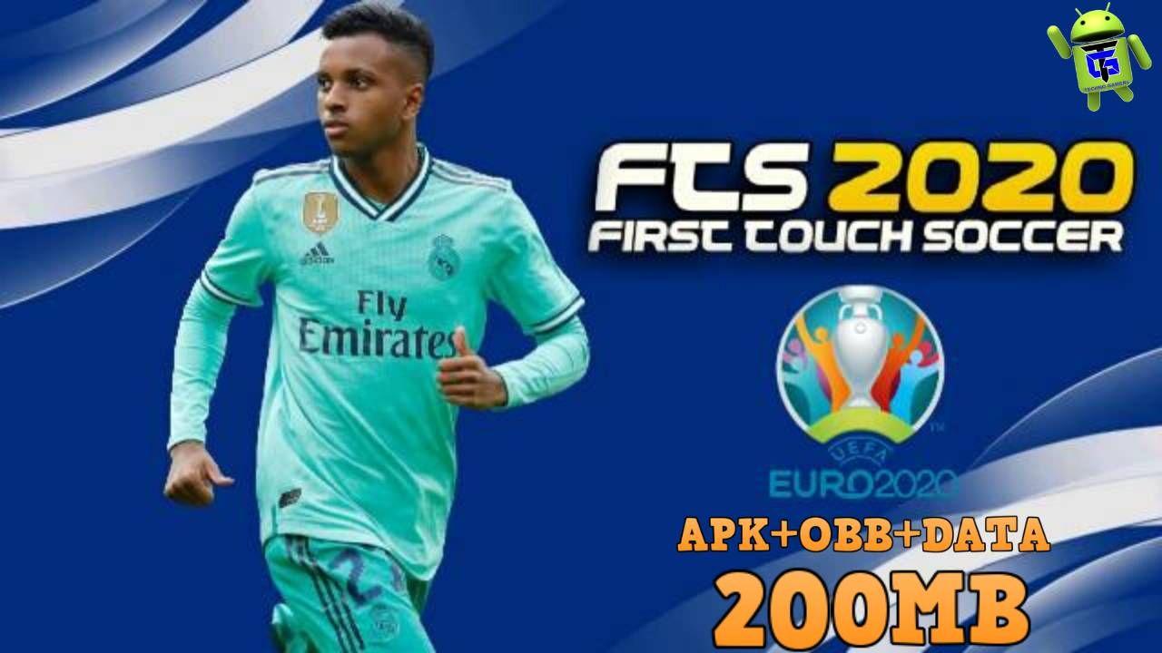 Fts 20 Uefa Euro 2020 Android Mod Offline Download In 2020