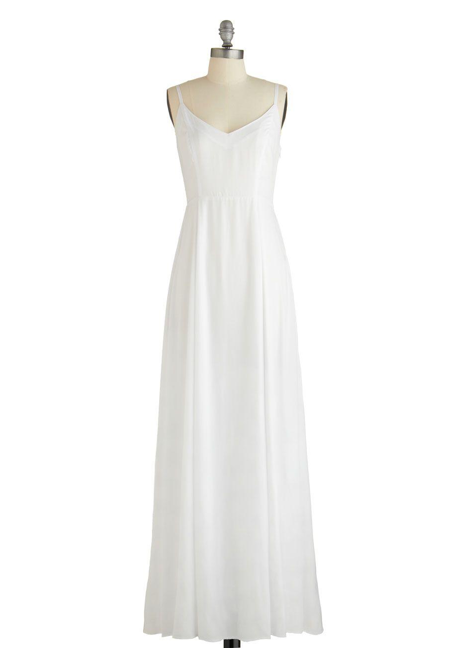 Sandy dandy dress modcloth white maxi dresses and white maxi