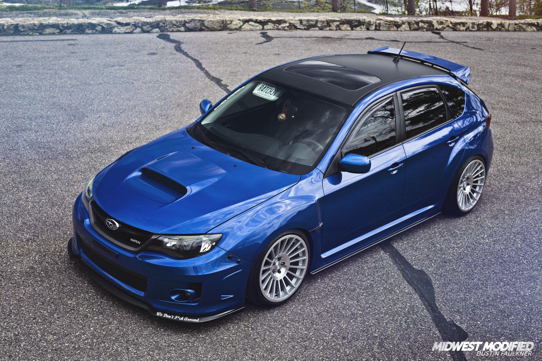 Modified Subaru Impreza | Subaru wrx hatchback, Subaru ...
