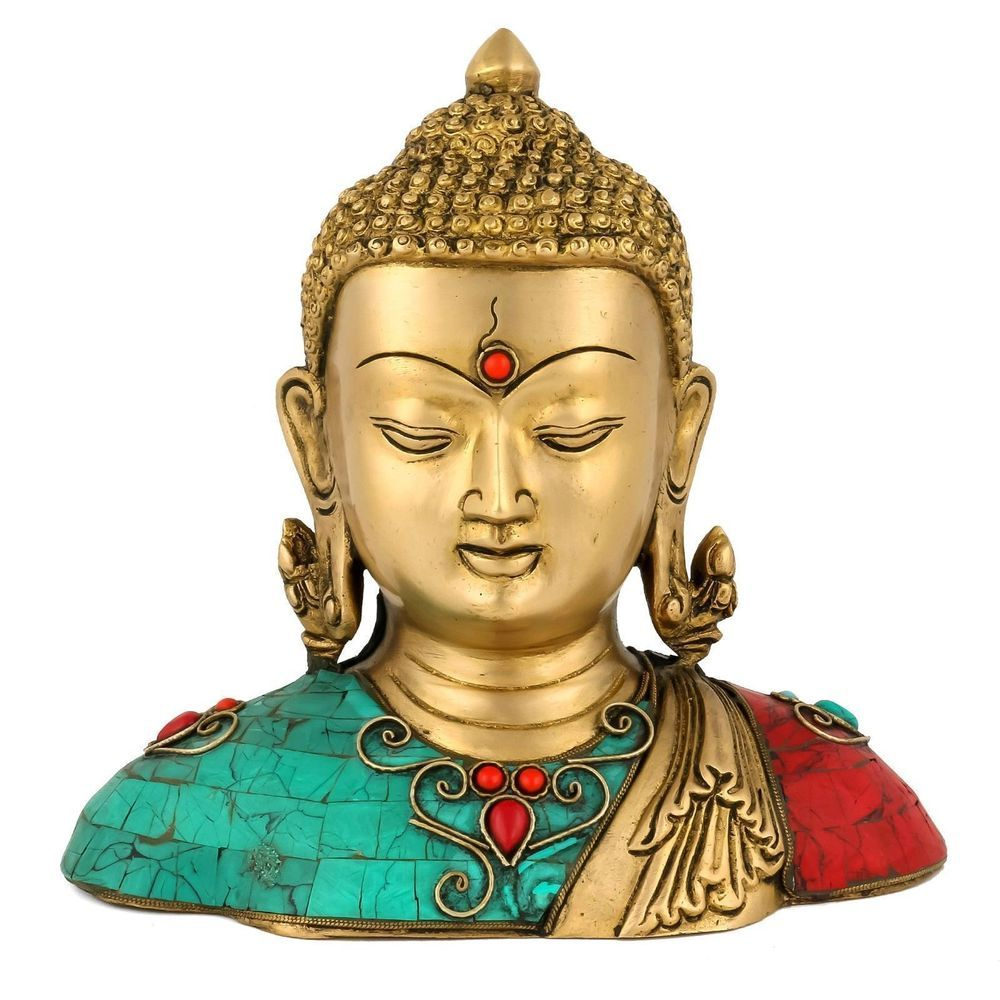 Buddha Chinese Statue Old Hand Carved Antique Tibet Figure Buddhism ...