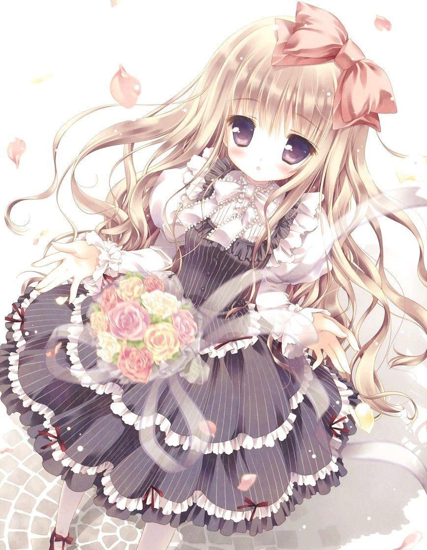 Kết quả hình ảnh cho hình anime dễ thương