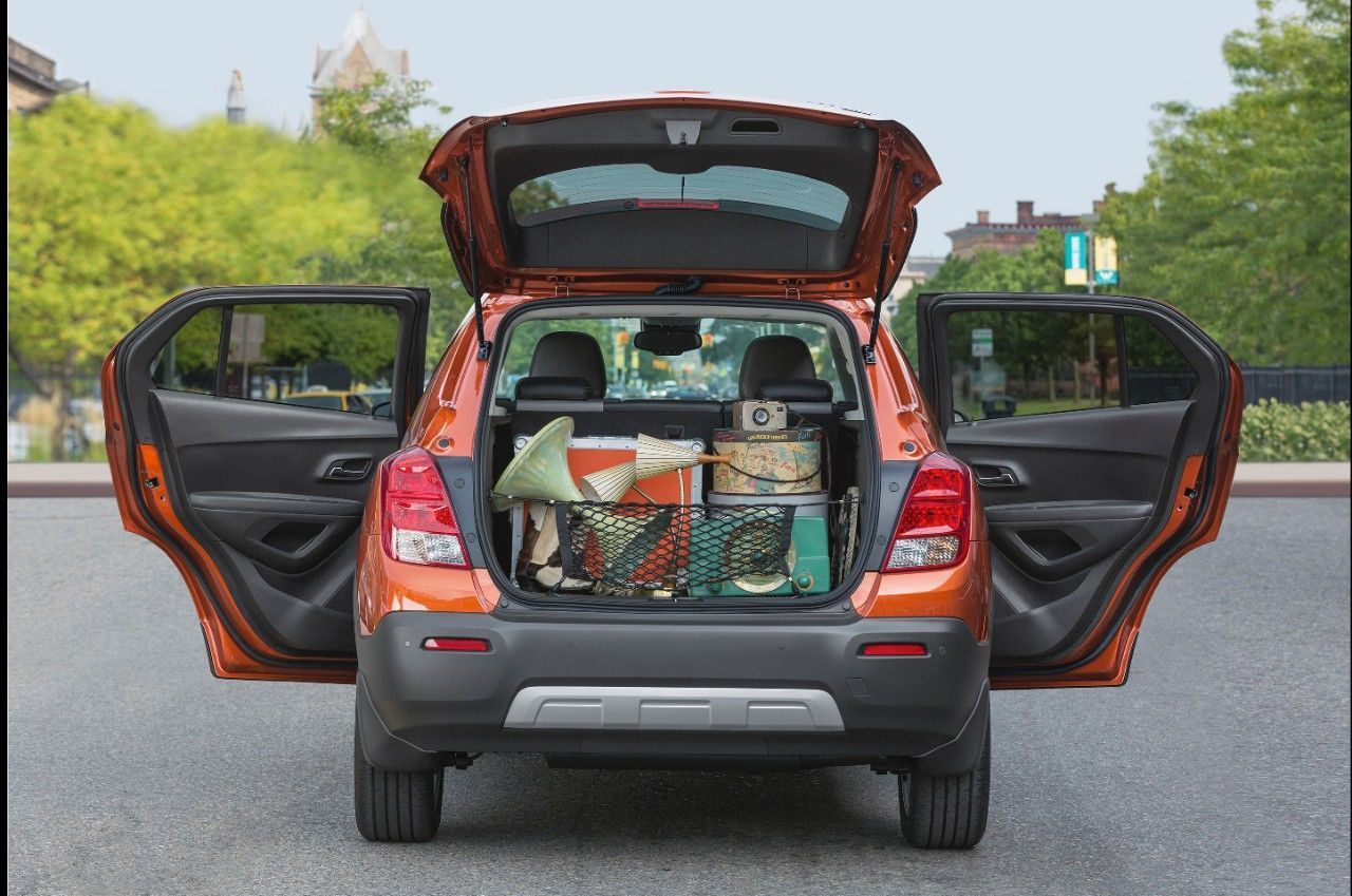 2018 Chevy Trax Reviews Becomes One Of The Favorite Crossover From This Lineup Gets Attention And Many People Bought Car