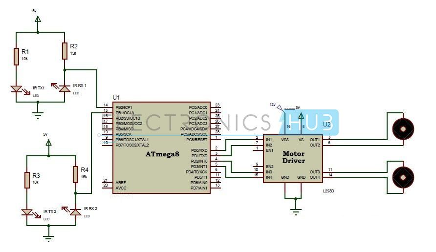 Circuits Temperature Control Circuit Using 555 Ic Temperature Sensor