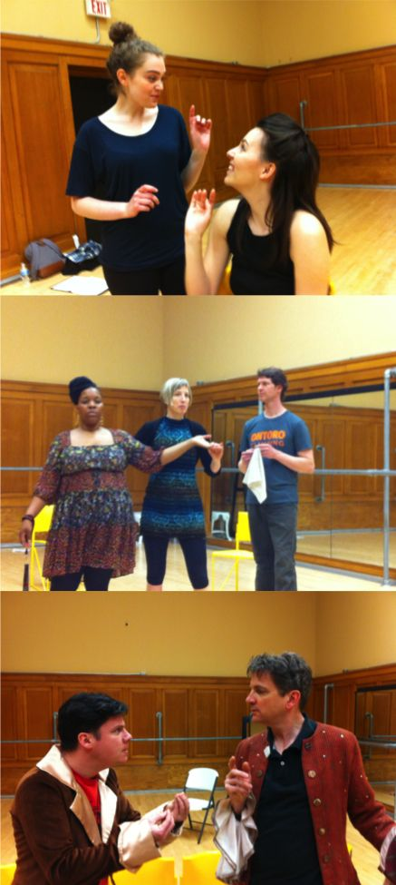 The Financier cast learning all about Baroque! #ottawa #theatre #summer #theFinancier http://www.odysseytheatre.ca/index.php/blog/2014/06/baroque-movement-a-domestic-odyssey/