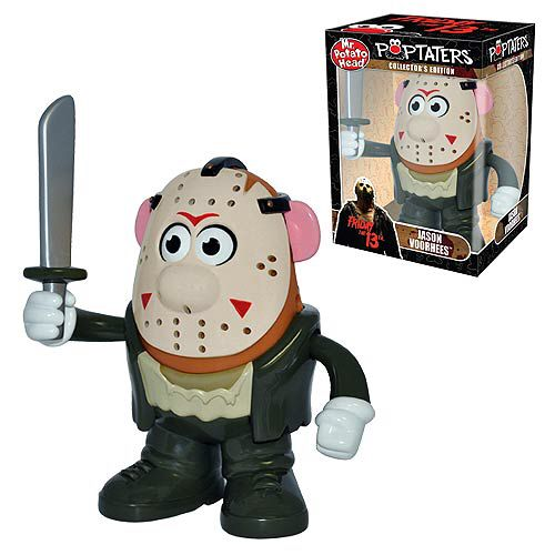 Halloween Jason Mr Potato Head Halloween Decorations Pinterest