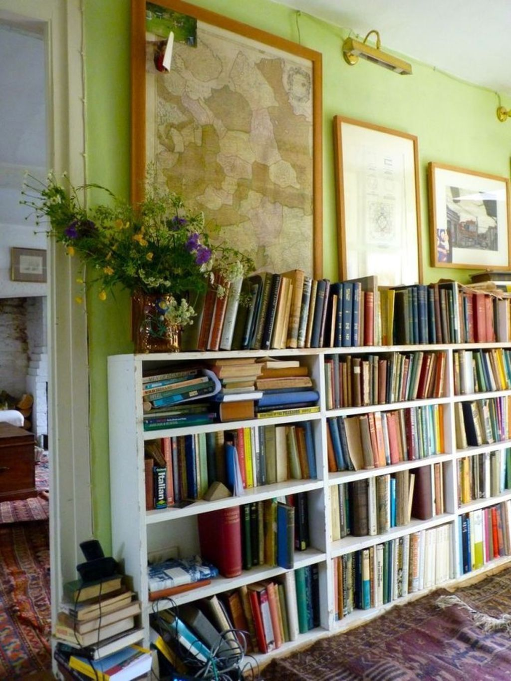 Library Room Ideas For Small Spaces: Stunning Home Library Ideas