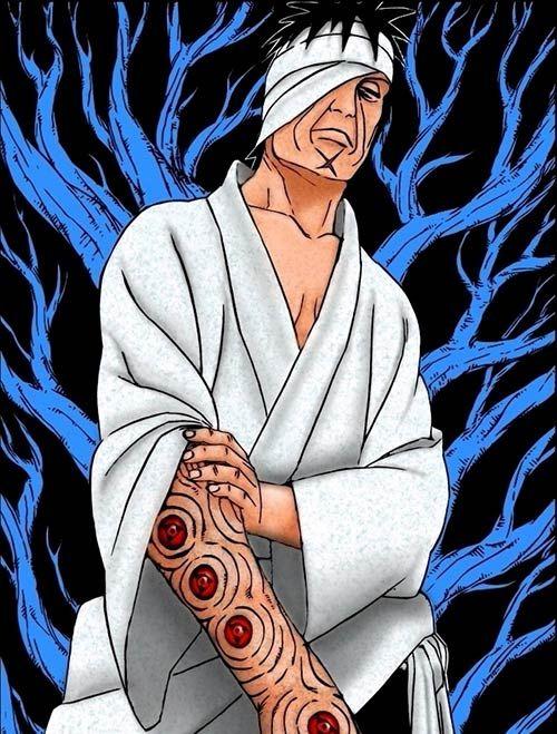 Danzo Shimura | Manga Naruto | Naruto, Naruto shippuden