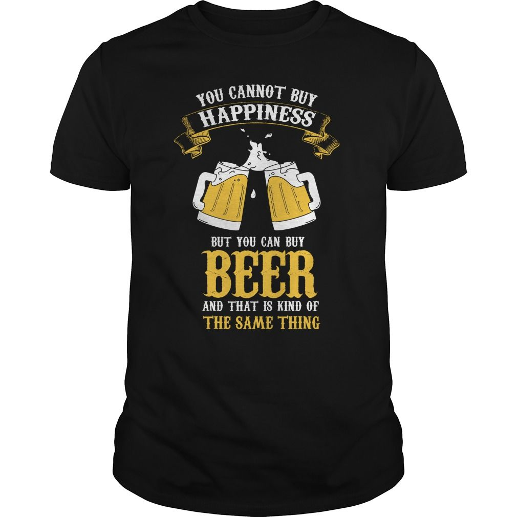YOU CAN BUY #BEER. 100% Printed in the U.S.A - Ship Worldwide. Not sold in stores. Guaranteed safe and secure checkout via: Paypal | VISA | MASTERCARD? | YeahTshirt.com