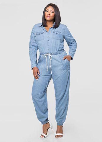 denim mechanics jumpsuit | best dressed | pinterest | mechanic