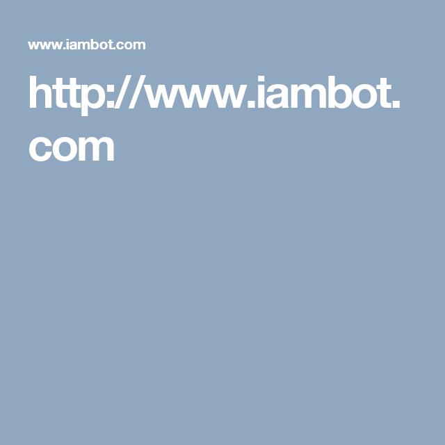 http://www.iambot.com