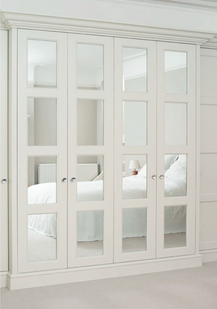 Attractive Mirrored French Closet Doors Image With Luxury Bedrooms