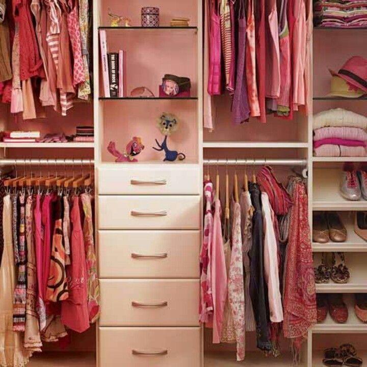 Modelos de closet para cuartos