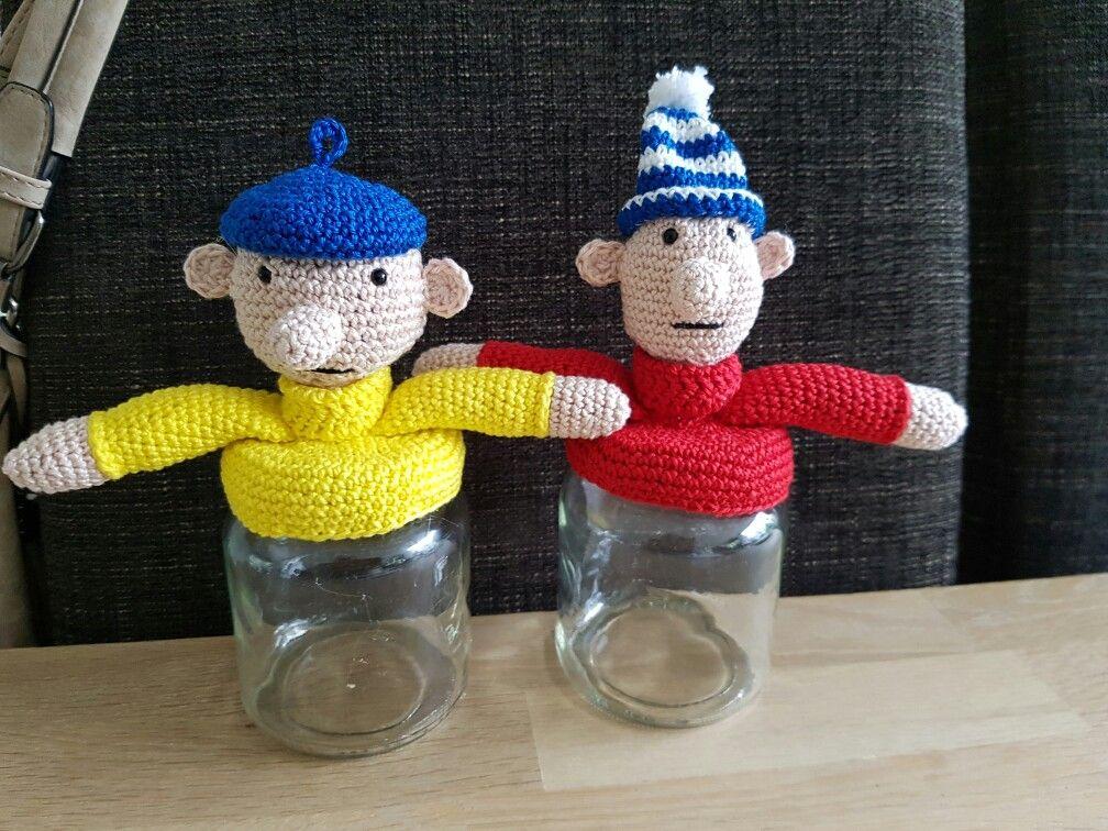 Buurman En Buurman Darky Pinterest Crochet Jar A Crochet Top