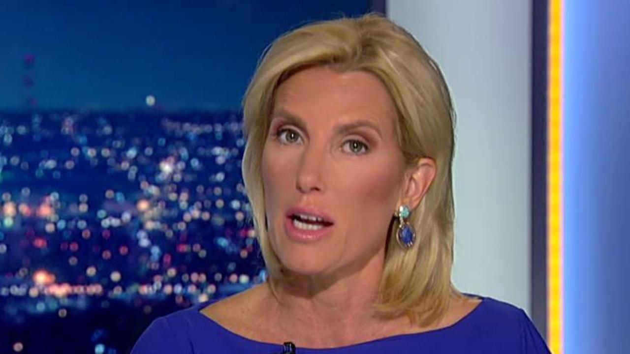 Ingraham reacts to Trump being booed during the World