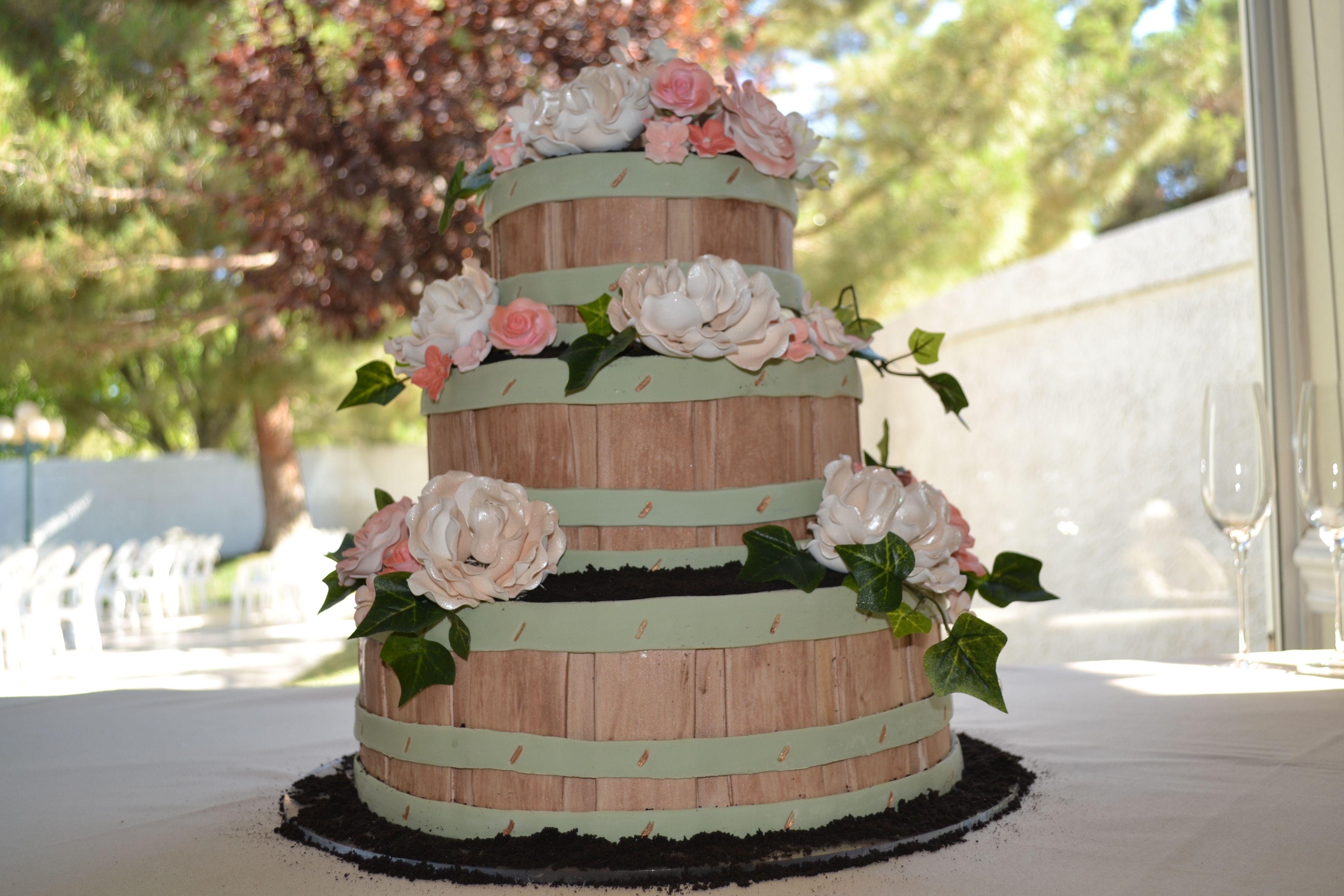 Country wedding cake my photography pinterest country country