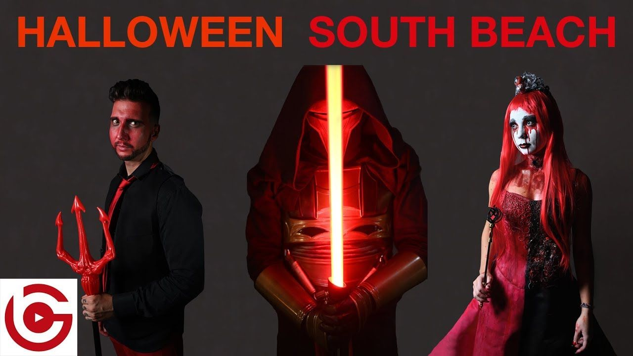 South Beach Halloween 2020 HALLOWEEN PHOTOGRAPHY PROJECT: SOUTH BEACH Photoshoot with the