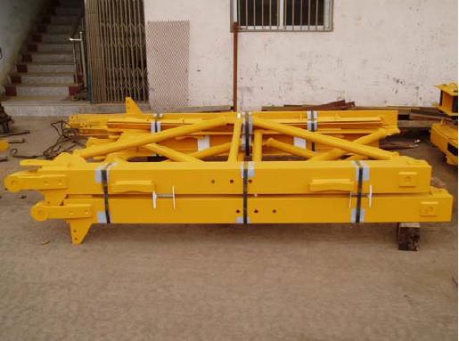 L66a2 Mast Section Applied For Potain Mc200 Mc230 Tower Crane